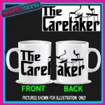 THE CARETAKER SCHOOL GIFT MUG